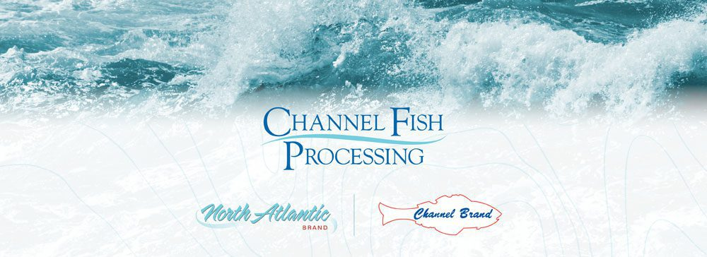 Channel Fish Processing Logo